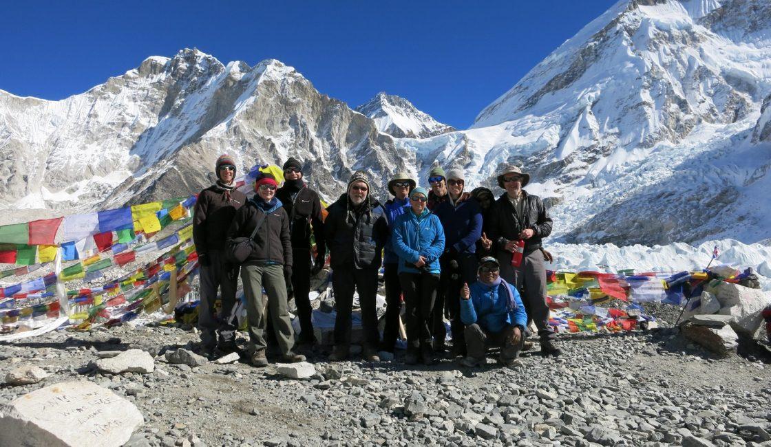 Everest Base Camp Tour information