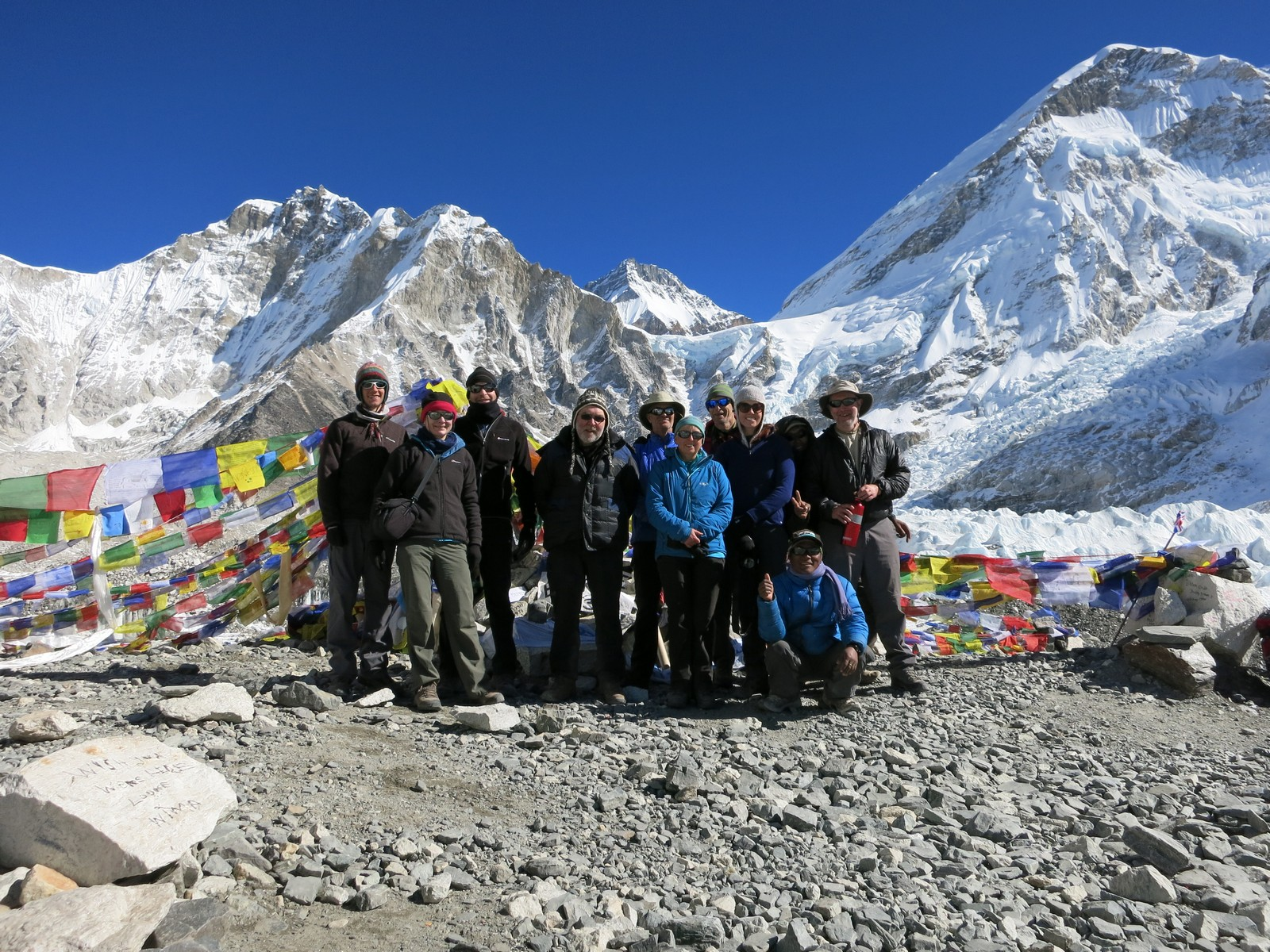 Everest Base Camp Tour information