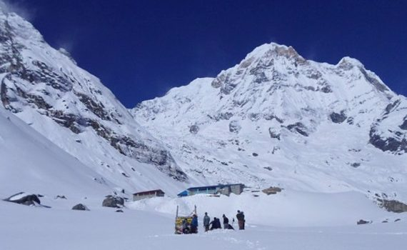 annapurna base camp information